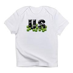 US Tennis (5) Infant T-Shirt