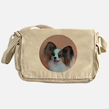 Sable Papillon Head Messenger Bag