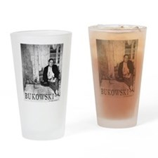 Bukowski Drinking Glass