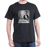 Dark T-ShirtBUKOWSKI by Sam Cherry