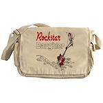 Rockstar Daughter Messenger Bag