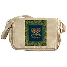 Beautiful Godmother Messenger Bag