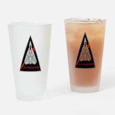 F-14 Tomcat VF-41 Black Aces Drinking Glass
