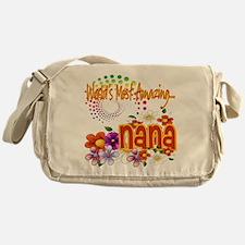 Most Amazing Nana Messenger Bag