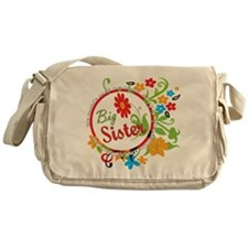 Wonderful Big Sister Messenger Bag