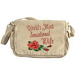 Sensational Wife Messenger Bag