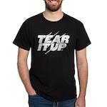 TearItUp-scratches-white T-Shirt