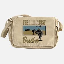 Military Brother Messenger Bag