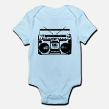 boombox Infant Bodysuit