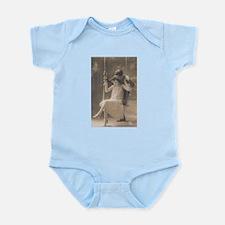 Vintage Swingers Infant Creeper