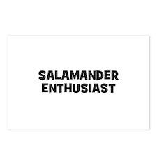 Salamander Enthusiast Postcards (Package of 8)