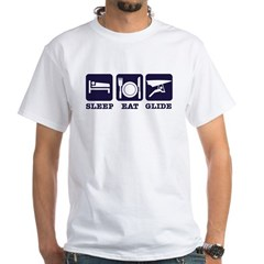 Sleep Eat Hang Glide Shirt