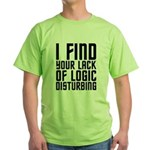 Logic Green T-Shirt