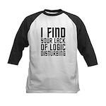Logic Kids Baseball Jersey