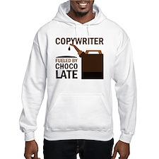 Copywriter Chocoholic Gift Hoodie