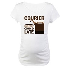 Courier Chocoholic Gift Shirt