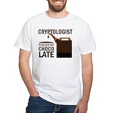 Cryptologist Chocoholic Gift Shirt