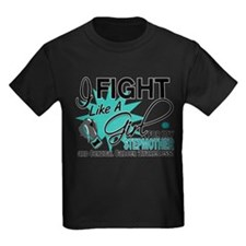 Fight Like A Girl For My Cervical Cancer T