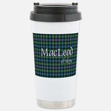 Tartan - MacLeod of Skye Stainless Steel Travel Mu
