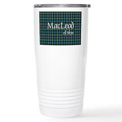 Tartan - MacLeod of Skye Travel Mug