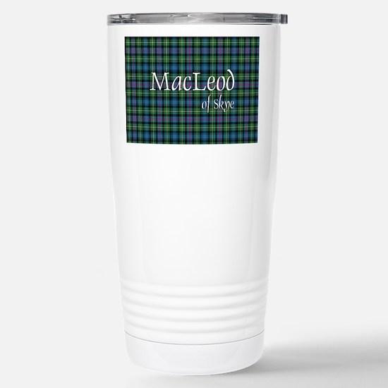 Tartan-MacLeodSky Travel Mug