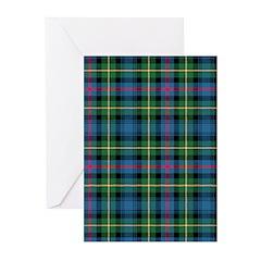 Tartan - MacLeod of Skye Greeting Cards (Pk of 10)