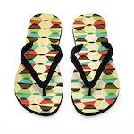 Sandy Vogue Flip Flops