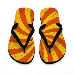 Sunshine Vexed Flip Flops