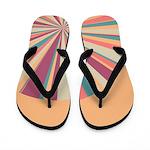 Spinwheel 70s Flip Flops