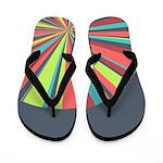 Spinwheel Sweet Flip Flops