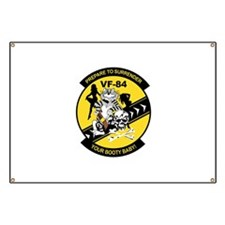 VF-84 Jolly Rogers Banner