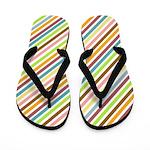 Ultra Mod Stripes Flip Flops