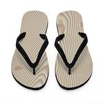 Holly Wood Flip Flops