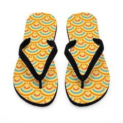Mostly Sunshine Risebow Flip Flops