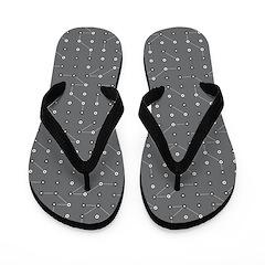 Gray Circuitry Flip Flops