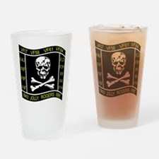 Cute Grim reapers Drinking Glass
