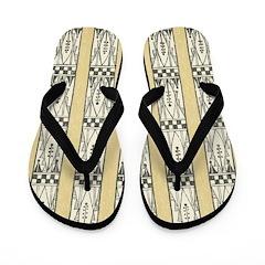 Isleta Stripe Flip Flops