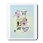 Barrister's Mousepad