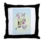 Barrister's Throw Pillow