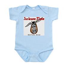 Jackass Flats Infant Creeper