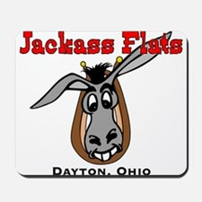 Jackass Flats Mousepad