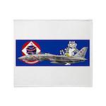 VF-102 DIAMONDBACKS Throw Blanket