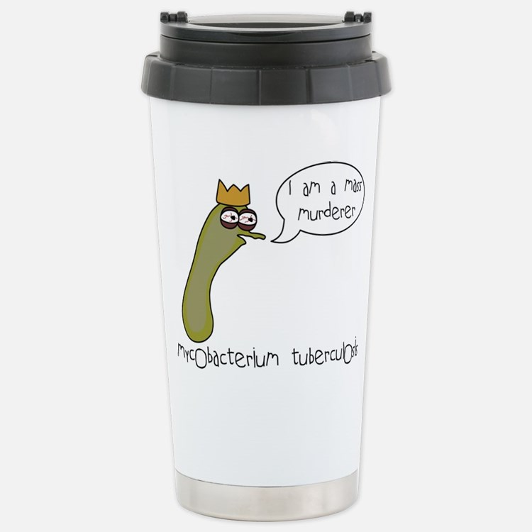 Tuberculosis Travel Mug