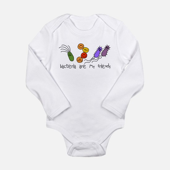 Bacteria are My Friends Baby Outfits