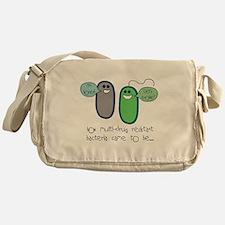 Let's Evolve Messenger Bag