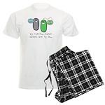 Let's Evolve Men's Light Pajamas