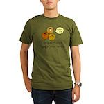 MRSA Organic Men's T-Shirt (dark)