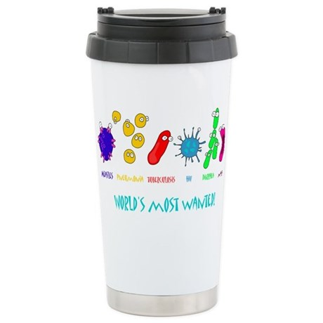 Most Wanted Stainless Steel Travel Mug