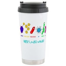 Most Wanted Travel Mug