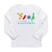 Apocalypse Long Sleeve Infant T-Shirt